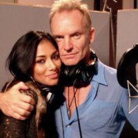Nicole Scherzinger ... un duo avec Sting ... sur l'album Killer Love