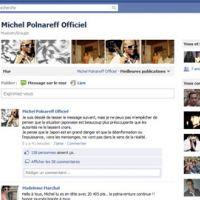 Michel Polnareff ... Paniqué par la situation au Japon