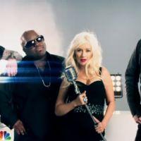 The Voice sur NBC ... la promo avec Adam Levine et Christina Aguilera (vidéo)