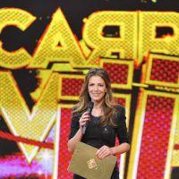 Carré Viiip ... les Wanna Viiip nominés et Giuseppe et Cindy ensemble ...