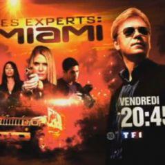 Les Experts : Miami sur TF1 ce soir ... la bande annonce