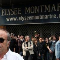 L'Elysée Montmartre doit vivre ... Les photos du rassemblement de soutien