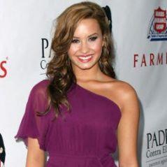 Demi Lovato ... à huit ans elle avait peur des fantômes