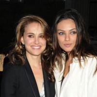 Mila Kunis ... elle défend Natalie Portman au sujet de la doublure de Black Swan