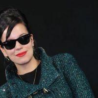 Lily Allen ... sa nouvelle collection de vêtements vintages ... en vente en magasin