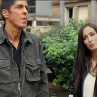 Kenza Farah ... Sans jamais se plaindre, le clip avec Samy Naceri (VIDEO)