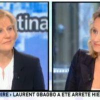 Nadine Morano se trompe sur Renault VIDEO ''J'aime Renaud sur certaines chansons''