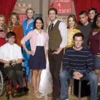 Glee .. les filles en une de Marie Claire (photo)