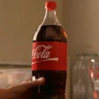 Coca-Cola ... La pub de la nouvelle bouteille (VIDEO)