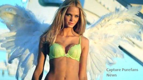victoria 39 s secret dream angels forever la nouvelle pub torride video. Black Bedroom Furniture Sets. Home Design Ideas