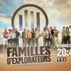 Familles d'Explorateurs continue sur TF1 demain ... bande annonce