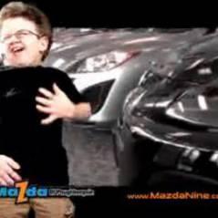 Keenan Cahill ... Sa pub délirante pour un concessionnaire Mazda (VIDEO)