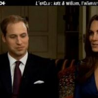 Kate Middleton et Prince William ... L'interview exclusive du couple par TF1 (VIDEO)