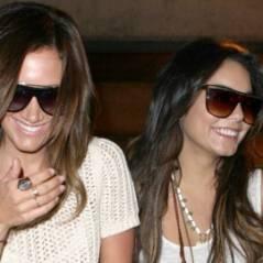 PHOTOS ... Vanessa Hudgens et Ashely Tisdale ... les meilleures copines de retour de vacances