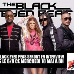 Les Black Eyed Peas dans le 6/9 sur NRJ ... mercredi 18 mai 2011 avec Nikos