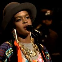 Lauryn Hill en live ... Sa reprise hommage de Could You Be Loved de Bob Marley (VIDEO)