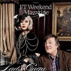Lady Gaga ... La classe en couverture de Financial Times (PHOTO)