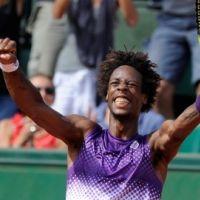 Roland Garros 2011 ... Monfils et sa journée incroyable en photos