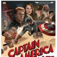 Captaine America... une nouvelle affiche collector PHOTO