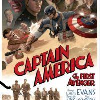 Captaine America... une nouvelle affiche collector PHOTO