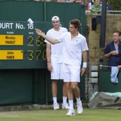 Mahut / Isner ... remake à Wimbledon en 2011