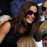 Pippa Middleton à Wimbledon : irrésistible en supportrice sexy de Tsonga (PHOTOS)