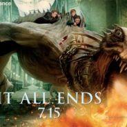 Harry Potter 7 : sortez vos baguettes magiques pour les nouveaux posters (PHOTOS)