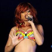 Rihanna : elle se lâche en concert (PHOTOS)