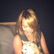 Miley Cyrus nous présente Floyd ... son nouveau compagnon (PHOTO)