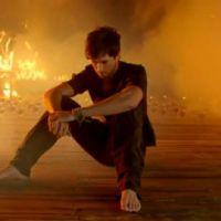 VIDEO - Enrique Iglesis enflammé dans son nouveau clip Ayer