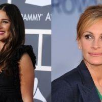 Lea Michele : la star de Glee est complètement fan de Julia Roberts