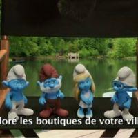 VIDEO - Les Schtroumpfs : l'interview des petits hommes bleus