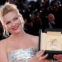 Kirsten Dunst est comblée : pour la star de Melancholia, la famille passe avant tout