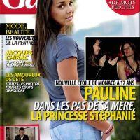 Pauline Ducruet : le nouveau joyau de Monaco en couv' de Gala (PHOTO)