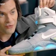 Nike Air Mag : les baskets de Marty McFly pour lutter contre la maladie de Parkinson (VIDEO)