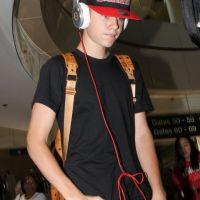 PHOTOS - Justin Bieber de retour à Los Angeles