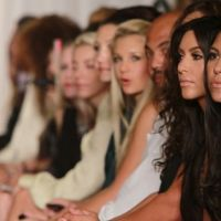 PHOTOS - Kim Kardashian et ses sœurs : fans des défilés
