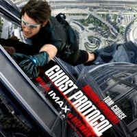 Mission Impossible 4 : le Protocole Fantôme s'affiche avec Tom Cruise