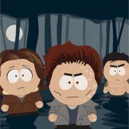 Twilight 4 : quand South Park parodie l'affiche (PHOTO)