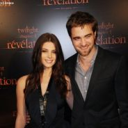 Robert Pattinson et Ashley Greene à Paris : folie sur le tapis rouge de Twilight 4 (PHOTOS)