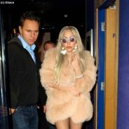 Lady Gaga : presque naturelle en fausse fourrure (PHOTOS)
