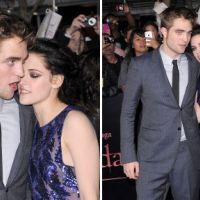 Twilight 4 : Edward et Bella plus proches que jamais à l'avant-première (PHOTOS)