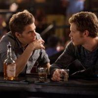 Vampire Diaries saison 3 : Stefan contre Klaus (SPOILER)