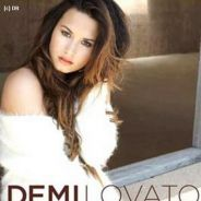 Demi Lovato se la joue douce et fragile sur la pochette de Give your heart a break (PHOTO)