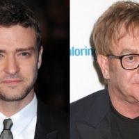 Justin Timberlake : Elton John le veut pour son biopic