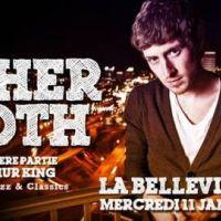 Asher Roth : le rappeur en concert à Paris