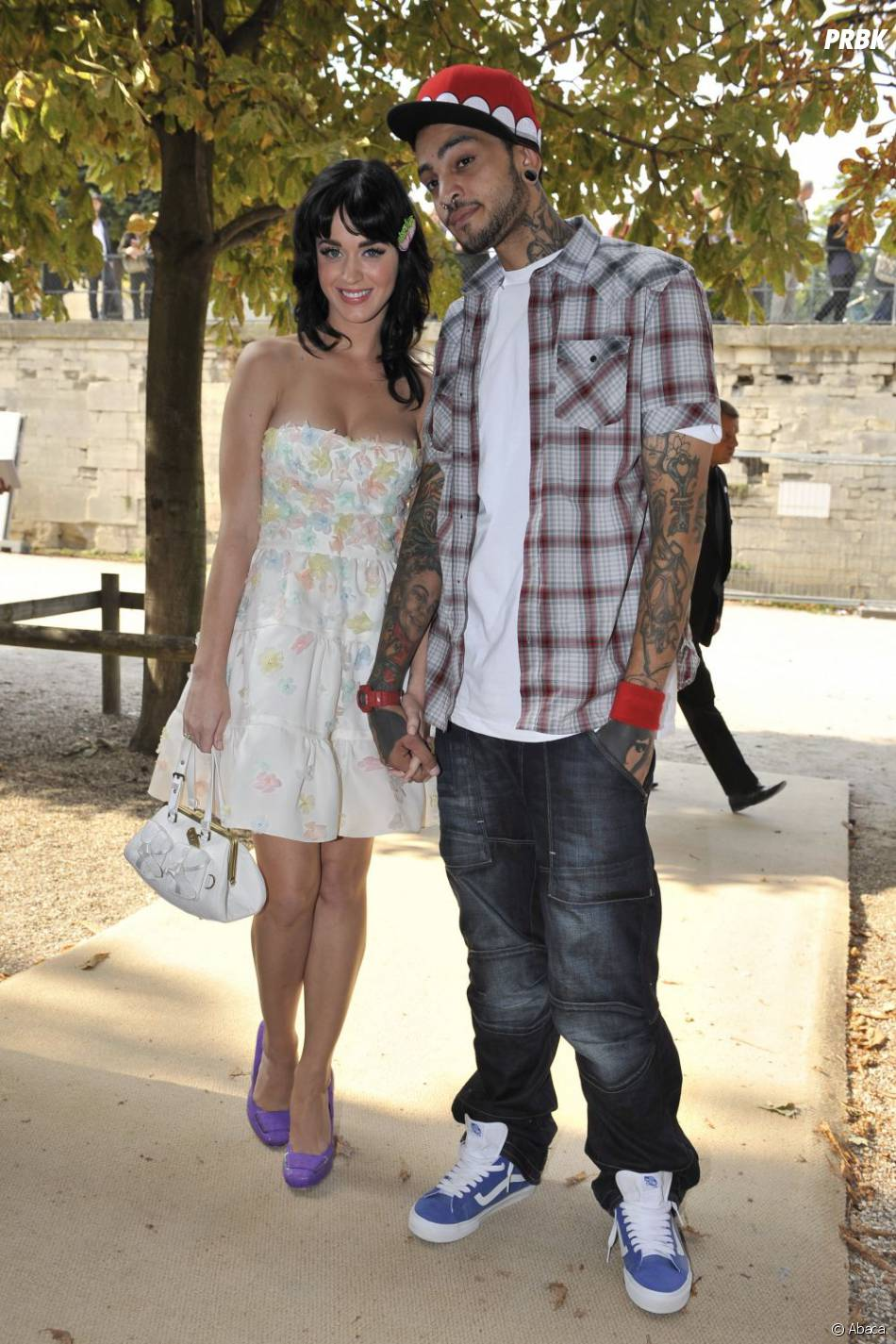 Katy Perry et son ex Travie McCoy
