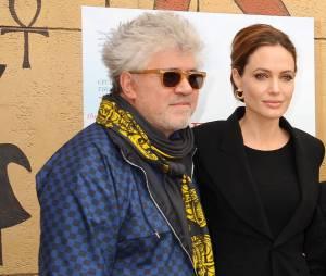 Le pacte d'Angelina Jolie et Pedro Almodovar