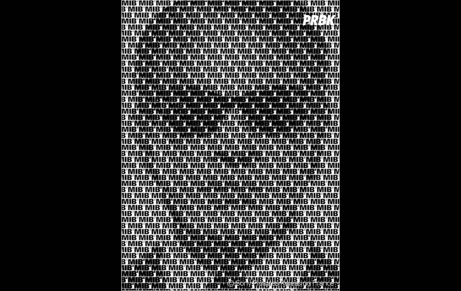 Men in Black III : une affiche avec Tommy Lee Jones