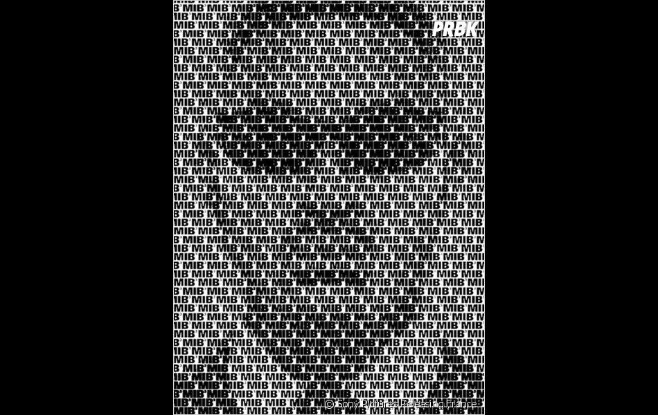 Men in Black III : une affiche avec Will Smith